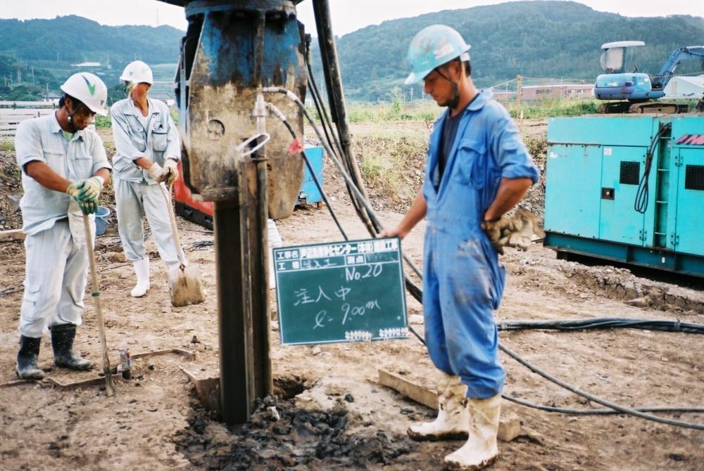 芦辺漁港浄化センター本体建設工...